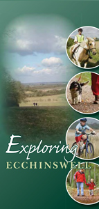Exploring Ecchinswell leaflet