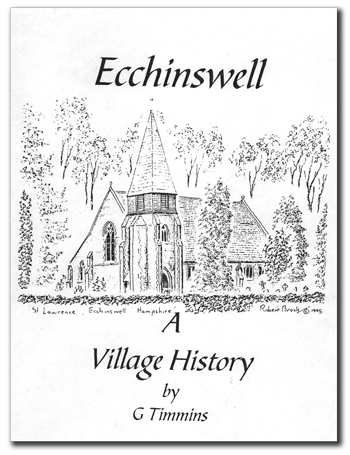 History of Ecchinswell cover