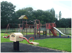 Ecchinswell Village Hall Play Area