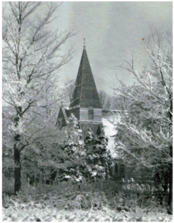 St Lawrence's Church 1950s